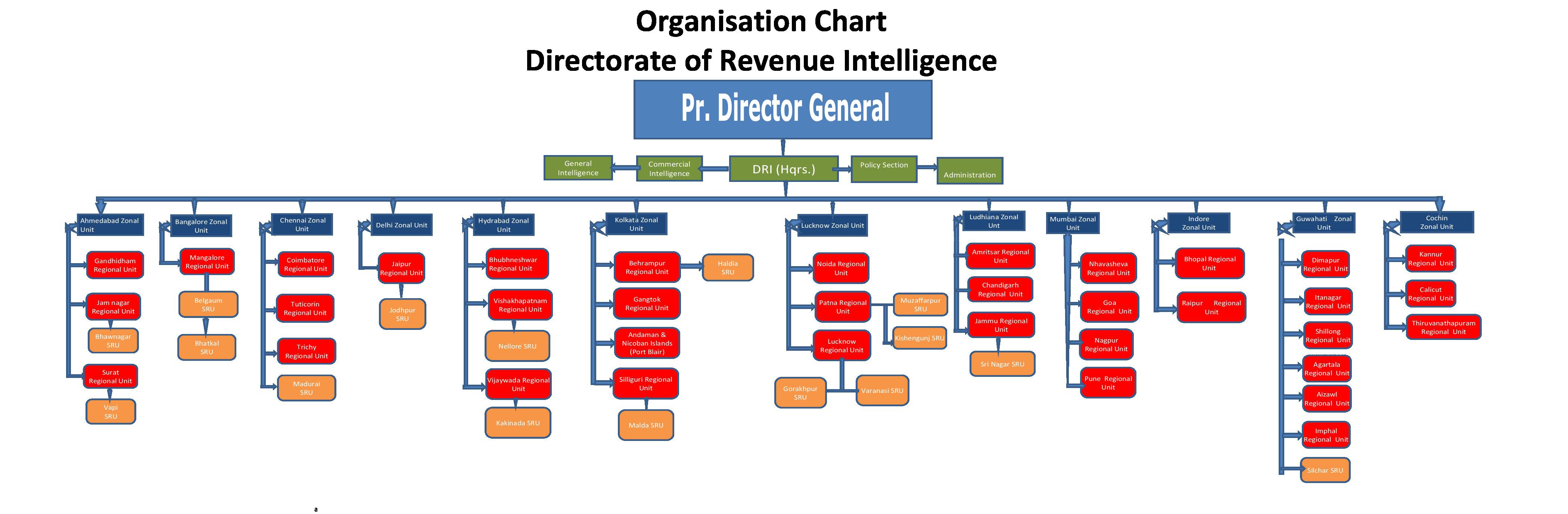 ► Organization Chart